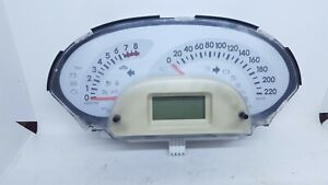 Original SUBARU JUSTY 2008 SPEEDOMETER INSTRUMENT 83800-B1620A