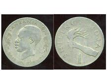 TANZANIE  1 shilingi 1974