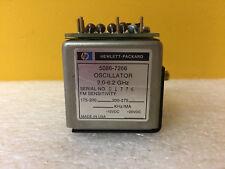 HP / Agilent 5086-7266 2.0 to 6.2 GHz, SMA (F), YIG Tuned Oscillator + 5061-1019