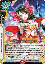 Luck & Logic x 4 Smile of Satisfaction, Tamaki - BT01/009EN - U NM-Mint