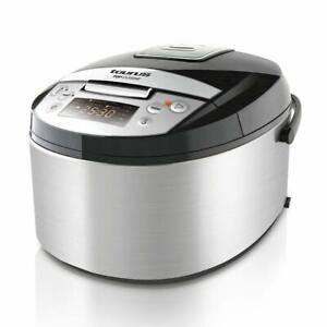 Taurus Top Cuisine Robot de Cocina Programable 5 L 12 Programas Temporizador 24H