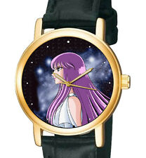 SAINT SEIYA VINTAGE JAPANESE ANIME MANGA COLLECTIBLE ART WRIST WATCH, MINT!