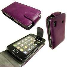 caseroxx Flipcase pour Samsung S5830 Galaxy Ace en pourpre + Sans protection écr