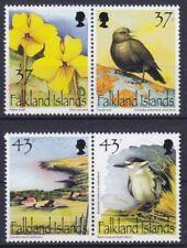 63518 Falkland Inseln Nr.968-971 Vögel Postfrisch Süd- & Mittelamerika Briefmarken