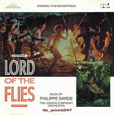 Lord Of The Flies - Original Soundtrack [1990] | Philippe Sarde | CD