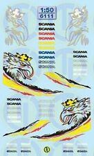 6111 - Decals Scania-FH Dekore 1:50