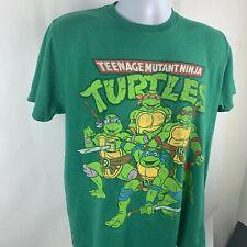 Vintage Teenage Mutant Ninja Turtles TMNT Graphic Tee T Shirt Men's Medium M