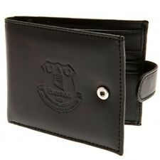 Everton F.C - Leather Wallet (RFID ANTI FRAUD) - GIFT