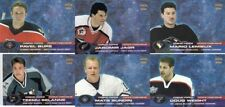 2001-02 MCDONALD'S PACIFIC COSMIC FORCE INSERT CARDS - PICK FINISH YOUR SET LOT