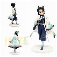Anime Demon Slayer Kimetsu no Yaiba Kochou Shinobu PVC Figure Model 23cm