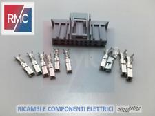 kit Connettore Grigio 10 vie Body Computer Centralina Anabbaglianti Fiat Panda