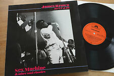 James BROWN THE LP of JB Sex Machine POLYDOR NM