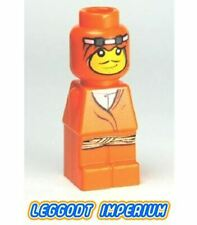 LEGO Microfigure - Orient Bazaar Merchant Orange - game minifig FREE POST