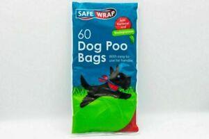 DOG POO BAGS 60