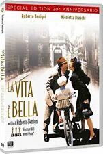 Dvd La Vita è Bella (1997) - Special Edition 20° Anniversario .......NUOVO