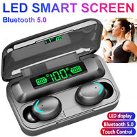 Bluetooth Earbuds for Iphone Samsung Android Wireless Earphone Noise reduction