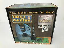 Drill Doctor 500sp Commercial drill bit sharpener