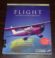 PC CD. Flight (Sublogic 1996)