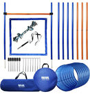 MIDAS MARS Dog Agility Equipment – Obstacle Course for Dog Training