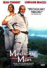 MEDICINE MAN Movie POSTER 27x40 B Sean Connery Lorraine Bracco Jose Wilker