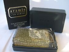 ARAMIS LAB SERIES  Dual Action FACE SOAP 150g fragrance free RARE DISCONTINUED