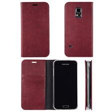 AnyMode Diary Flip Case Book Folio Cover For Samsung Galaxy S5 Mini