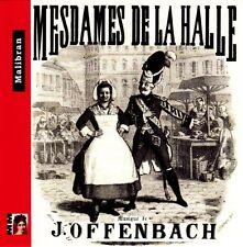 Mesdames de la Halle / Jacques OFFENBACH / (1 CD) / NEUF