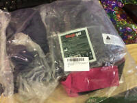 Horse Ice Pack - Cooling Leg Wraps for Hock, Ankle, Knee, Legs, Boots, and