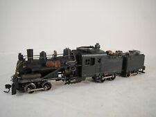 Heisler Logging Locomotive - TSU 1100 DCC & Sound - custom weathered