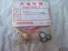 original Honda Flotador para CIVIC 16011-663-004 NUEVO