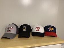 Toledo Mud Hens Baseball Hat Lot Americana Feather 47 New Era Fitted Americana