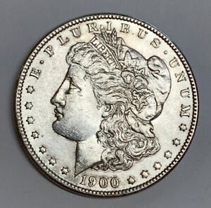 1900-O Morgan Dollar Top 100 Vam Variety VAM 15 Doubled Stars About Uncirculated