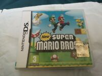 New Super Mario Bros for Nintendo DS - Pre-owned