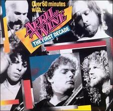 April Wine CD. THE First Decade..EARLY GREATEST HITS. BEST OF