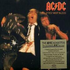 AC/DC : If You Want Blood, You've Got It CD (2003)
