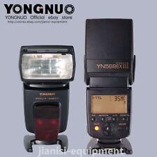 YONGNUO TTL YN568EXIII Wireless Slave flash speedlite HSS1/8000s sync for Nikon