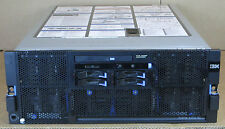 IBM X3850 M2 4x SIX-CORE XEON E7450 2.4GHz 64GB RAM 2x 72GB 2x 73GB RAID Server