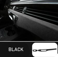 Audi A4 B9 2017 2018 2019 NOIR Alcantara Centre Console Couverture LHD