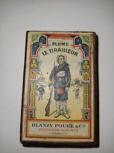 Boîte De Plumes Le Tirailleur BLANZY POURE & Cie