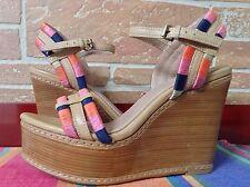 Ella Moss Women's Ryann Wedge Sandal New/Display, Size 7 1/2 M
