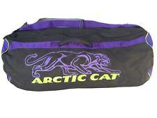 Arctic Cat Snowmobile Large Duffel Bag