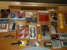 LOT OF 23 ASSORTED BRAND NEW HAND TOOLS,SCREWDRIVERS,KNIVES,WRENCHES,FLASHLIGHTS