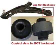 2pcSet Bushings repair Front Lower Control Arms fitted for Toyota Yaris 06-13