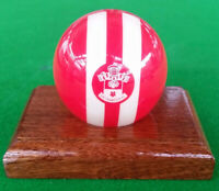 2 INCH  ARAMITH NOVELTY  SOUTHAMPTON BALL FOR POOL. (UK STANDARD SIZE)