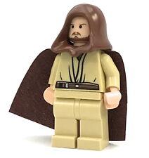 Lego New Star Wars Qui-Gon Jinn Minifigure Figure
