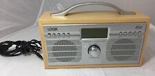 LOGIK L55DAB10 DAB/FM Clock Radio