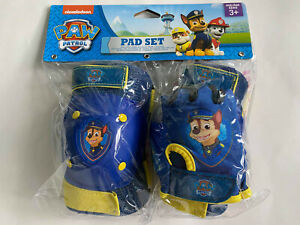 Nickelodeon PAW Patrol Protection Pack Knee Elbow pads and gloves age 3+ BLUE NE