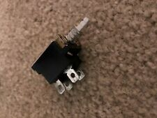 Vintage Onkyo M-504 / M-508 amplifier power switch.