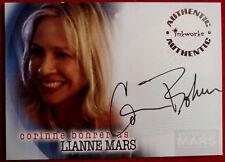 VERONICA MARS - CORINNE BOHRER as Lianne Mars - Autograph Card A-5