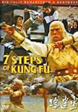Seven Steps of Kung Fu, DVD, Ming Chin, Chin Hai Chen, Cheng-Lan Chen, Chung-kue